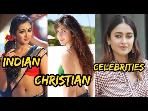 Top 17 Most Gorgeous Christian Actresses & Actors Celebrities 2018