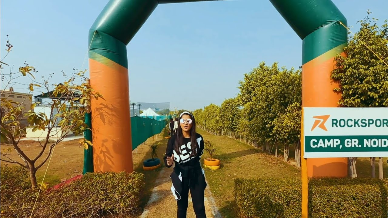 My family day out at Rocksport | Best place to picnic with Family | By Mini Dewan