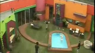 mikey from big brother gets hit by a baseball funny