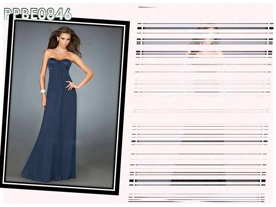 Hochzeitsmode Elegante Abendkleider für Hochzeitsgäste ...