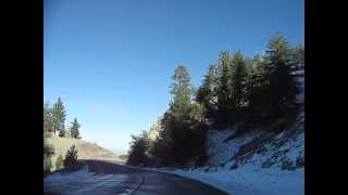 snow mountain angeles crest hwy ca 1 of 3