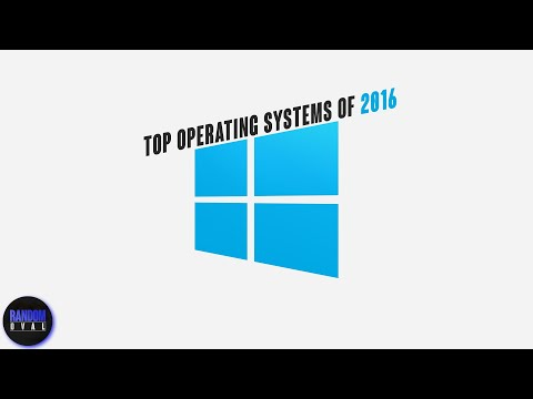 Top 6 Operating Systems of 2016