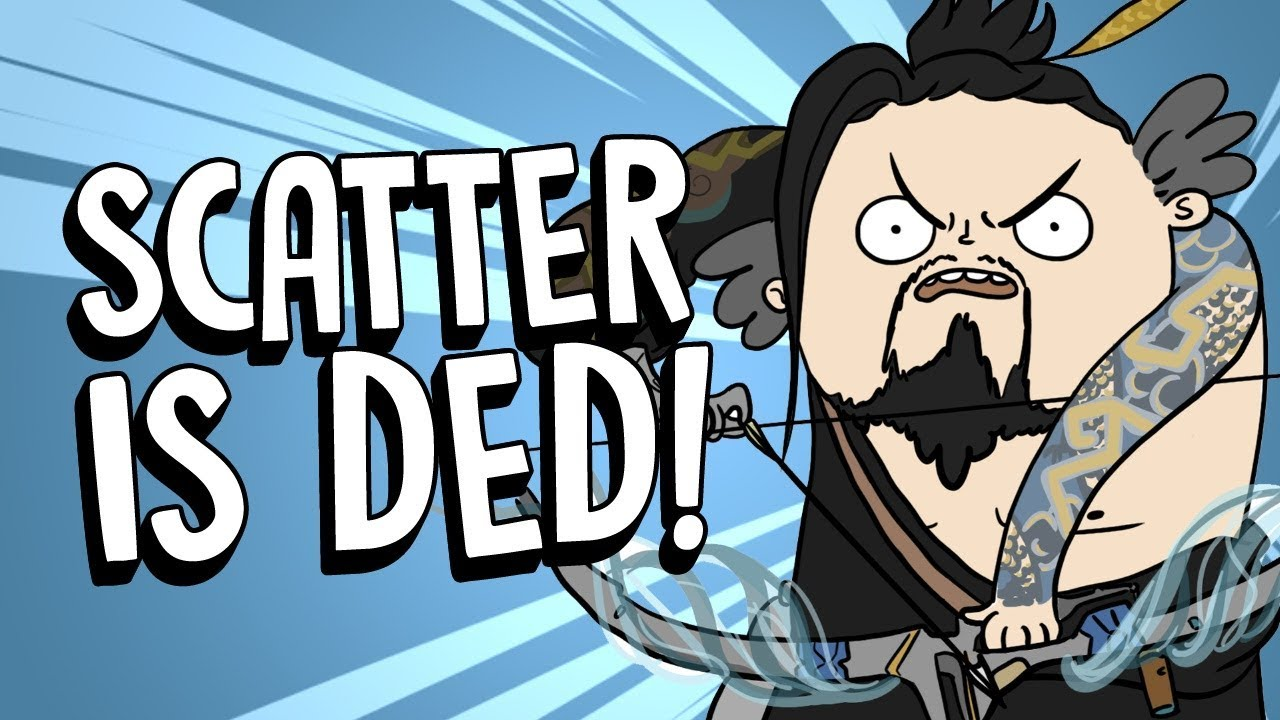 Download my scatter is ded