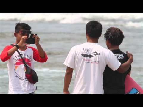 Aceh International Surfing Event / 2015 Ep 1