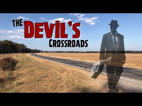 The Devil's Crossroads:  Searching For Robert Johnson