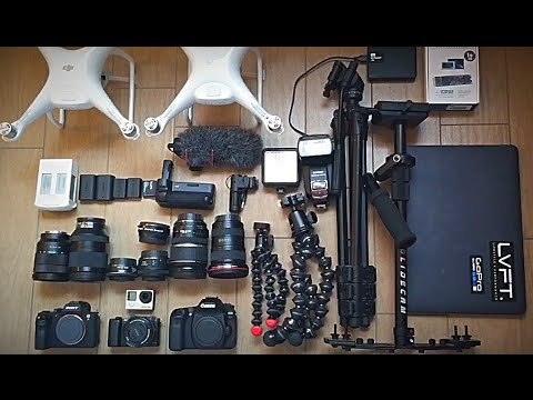 How much money have i spent on youtube? | all my equipment