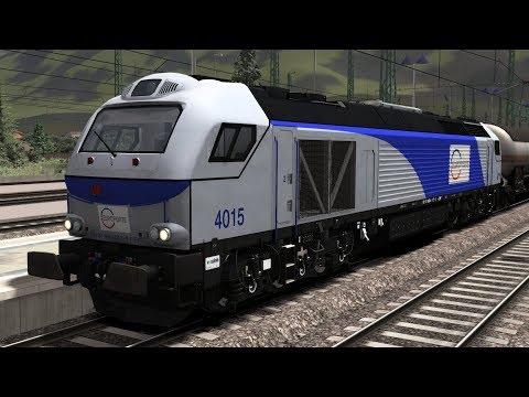 Train Simulator 2018 | Vossloh Euro 4000 Diesel Locomotive | Startup Procedure | Mittenwaldbahn HD