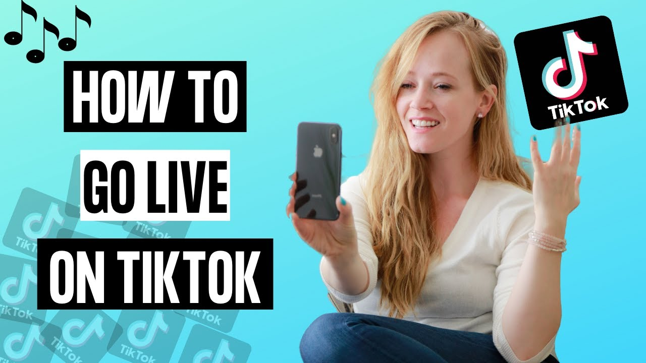 How To Go Live On Tiktok In 2020 Youtube
