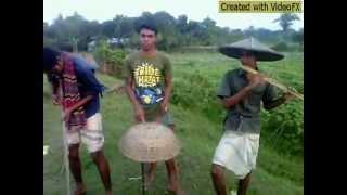 Bangla funny Video Song 2015 এই দুনিয়া টা  রঙ্গের মেলা