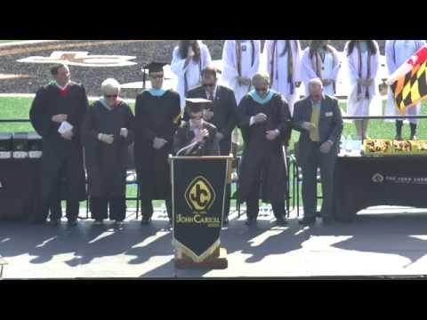 The John Carroll School 49th Commencement Exercises (High Quality)