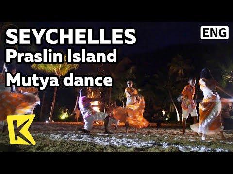 【K】Seychelles Travel-Praslin Island[세이셸 여행-프레슬린]전통춤 무타야/Vallee de Mai/Traditional dance/Mutya