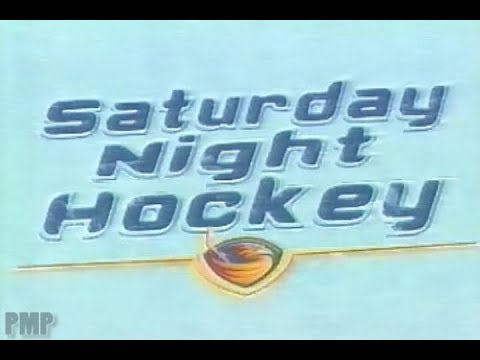 Atlanta Thrashers vs. Ottawa Senators (2003) NHL Promo