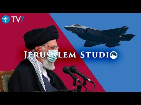 Iran's Nuclear Ambitions - Between War \u0026 Diplomacy – Jerusalem Studio 578