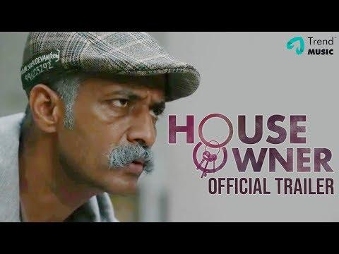 House Owner Movie   Official Trailer   Lakshmy Ramakrishnan   Ghibran   Kishore   Trend Music