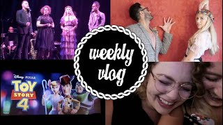 Toy Story 4, West End Live + A Musical Theatre Supergroup! ♥ Weekly Vlog