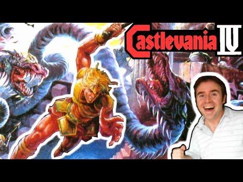 RETO CASTLEVANIA IV (SNES) ¡¡Superar el juego sin continuar!!