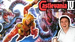RETO CASTLEVANIA IV (SNES) ¡¡Superar el juego sin continuar!! - RetroBazinga