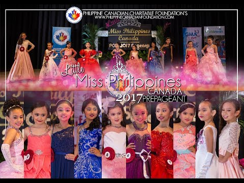 Litle Miss Philippines 2017 Highlights Video