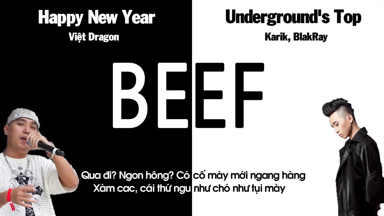 [2011] BEEF : Happy New Year - Việt Dragon & Underground's Top - Karik, BlakRay
