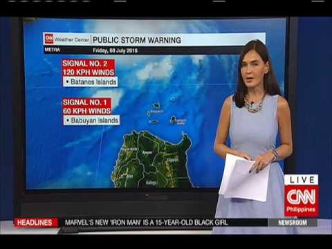 Typhoon Butchoy: Weather update, class suspensions