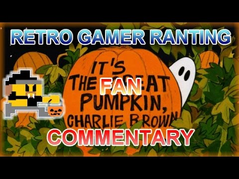 Its the Great Pumpkin, Charlie Brown: RGR Fan Commentary (Halloween Special)
