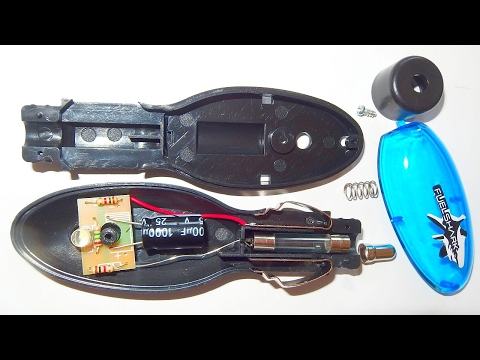 FuelShark SCAM - Car Fuel Saver / Economizer - Teardown & Schematic