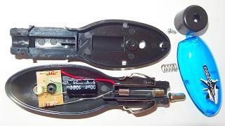 FuelShark SCAM - Car Fuel Saver / Economizer - Teardown & Schematic