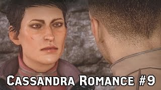 Dragon Age INQUISITION ► Cassandra Romance #9 Tranquil Seekers & Spirits of Faith - Part 87