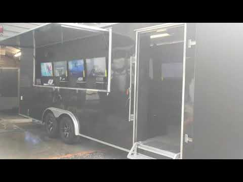 MOBILE GAME TRAILER VIDEO GAME TRUCK