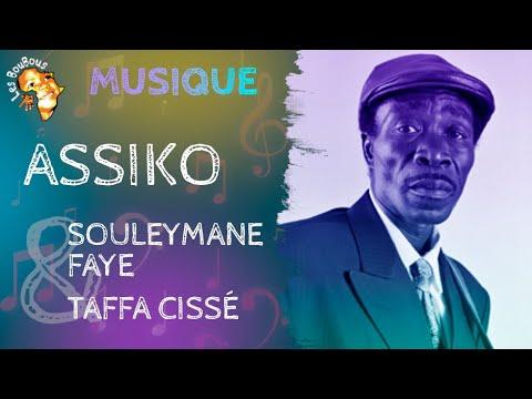 Assiko - Souleymane Faye Live Band
