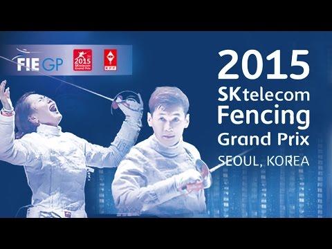 2015 SK Telecom Seoul Sabre Grand Prix - Finals