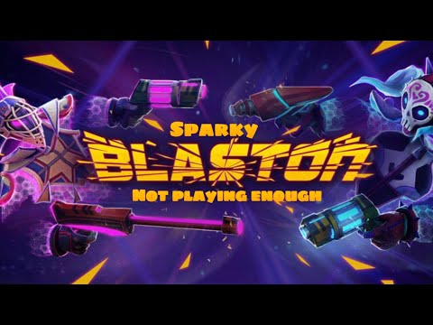 Sparky not playing enough | Blaston |