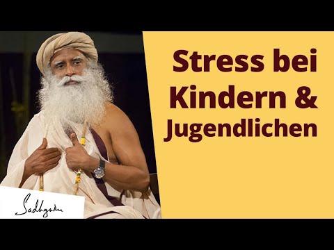 Wie kann unsere Jugend stressfrei und glücklich durchs Leben gehen?