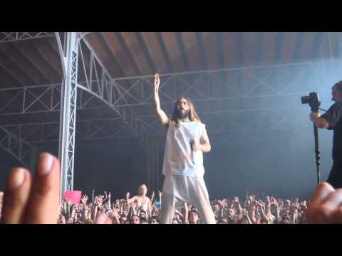 30 Seconds to Mars - Closer to the Edge (Vienna 2014)