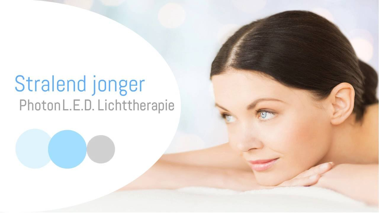 facial led lichttherapie