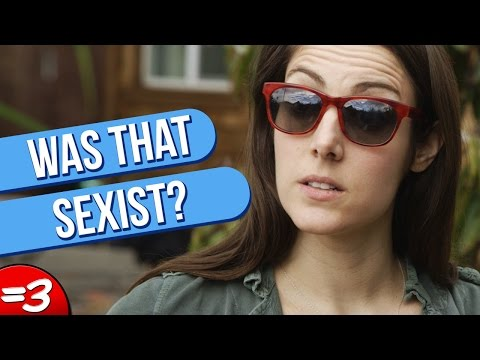 Was That Sexist?