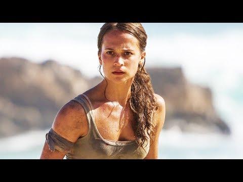 Tomb Raider (2018) Official Movie Trailer #2 Alicia Vikander Mp3