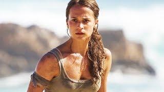 Tomb Raider (2018) Official Movie Trailer #2 Alicia Vikander
