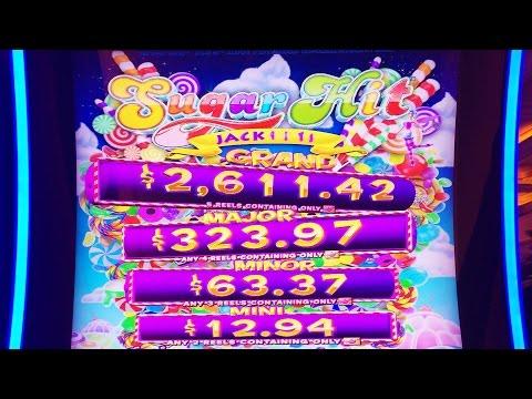 ++NEW Sugar Hit slot machine, DBG