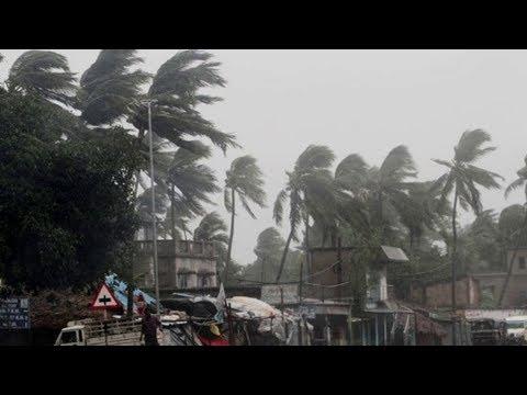 Смертельный ураган в Индии. Ураган века уничтожил всё на своём пути. Природа показывает свою мощь