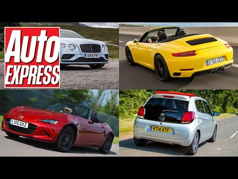 Top 10 best convertibles