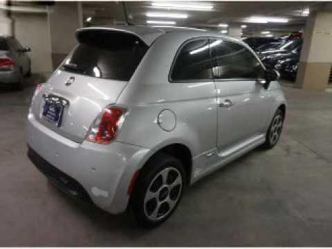 2013 FIAT 500e DT744511 - Beverly Hills CA