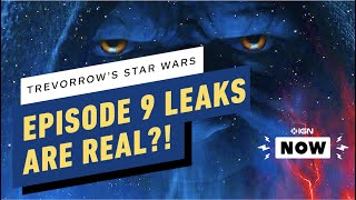 Star Wars Episode 9: Colin Trevorrow Confirms the Leak is REAL! - IGN Now