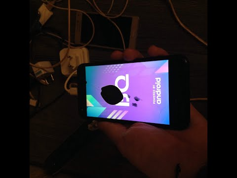 BQ-mobile BQ-5012L Rich / замена модуля экрана LCD + Touch