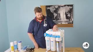 Ozmózis méregtelenítő eszköz ára, PurePro RO RO fordított ozmózis víztisztító
