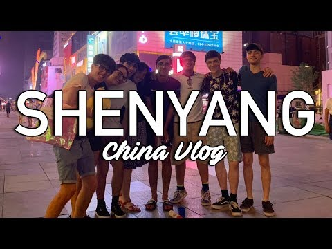 SHENYANG VLOG - CHINA 2019 (PART 2 OF 2)