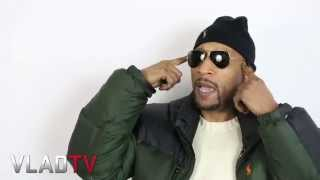 Lord Jamar: Cops Turning Backs to de Blasio Need to Be Suspended