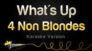 Download lagu 4 Non Blondes - What's Up (Karaoke Version)