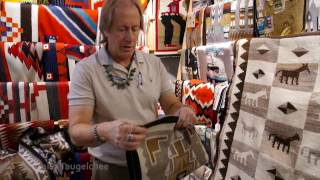 Native American Blankets with Mark Sublette of Medicine Man Gallery