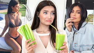 I Ate Like Kylie Jenner For A Day... This Is What Happened!!!